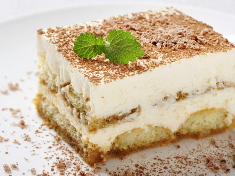 Tiramisù Chocolat Blanc - Galbani
