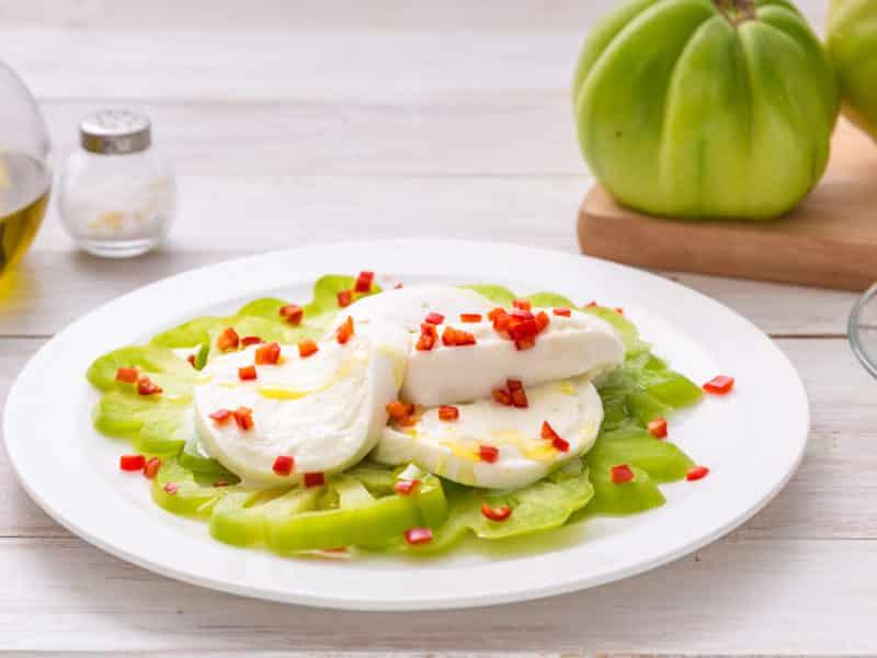 Salade Caprese au piment - Galbani