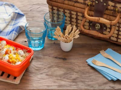 Salade de thon et Mozzarella - Galbani