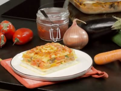 Lasagnes végétariennes - Galbani
