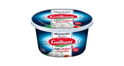 Mozzarella Treccia di Bufala 150g Galbani - Galbani