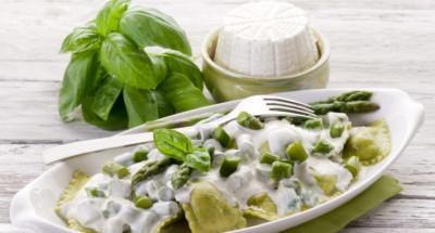 Sauce Ricotta et Basilic - Galbani