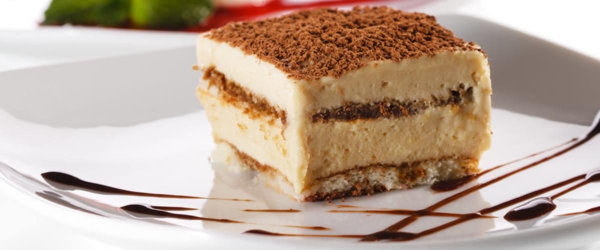 Tiramisu à la vanille