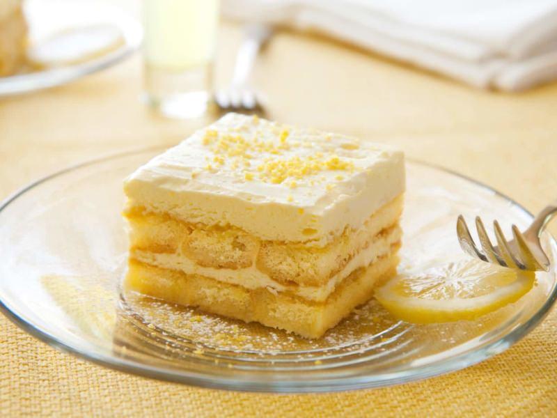 Tiramisu al limone - Galbani