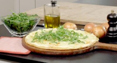 Pizza Bianca - Galbani