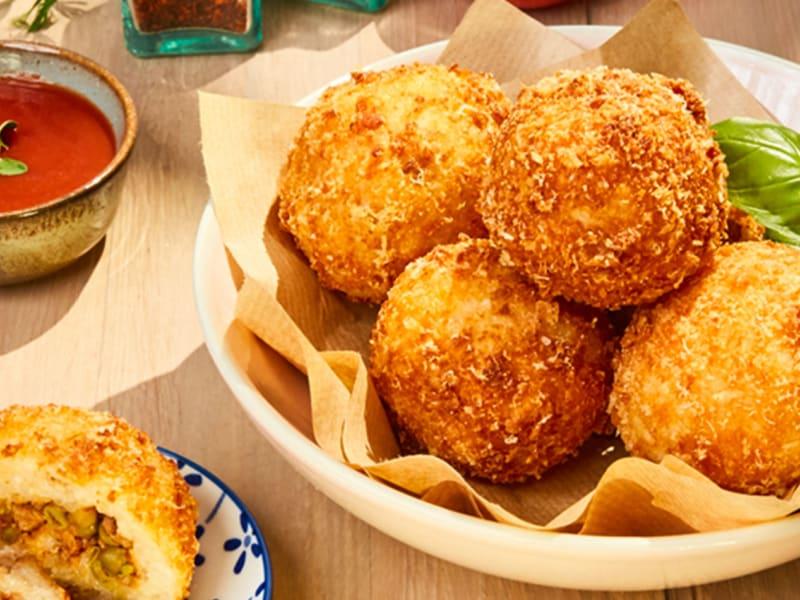 Crostini mozzarella e prosciutto - Galbani