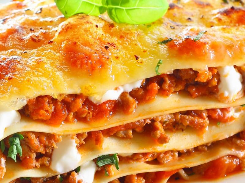 Lasagnes Légumes et Ricotta - Galbani