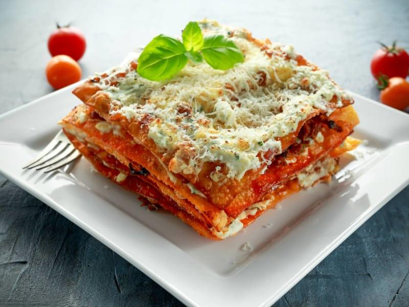 Lasagnes à la Viande et à la Ricotta - Galbani