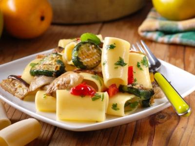 Pâtes aux saveurs d'été - Galbani