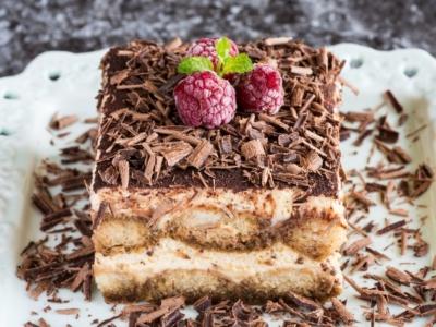 Tiramisu au chocolat - Galbani