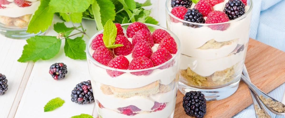 Tiramisu Fruits Des Bois - Galbani