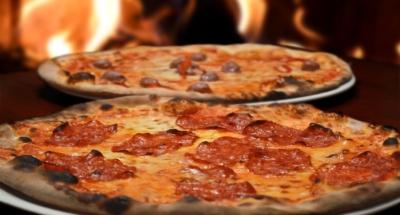 Pizza au Feu de Bois - Galbani