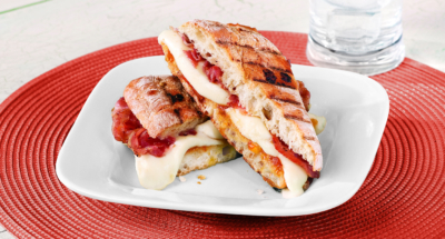 Panini Mozzarella Pancetta - Galbani