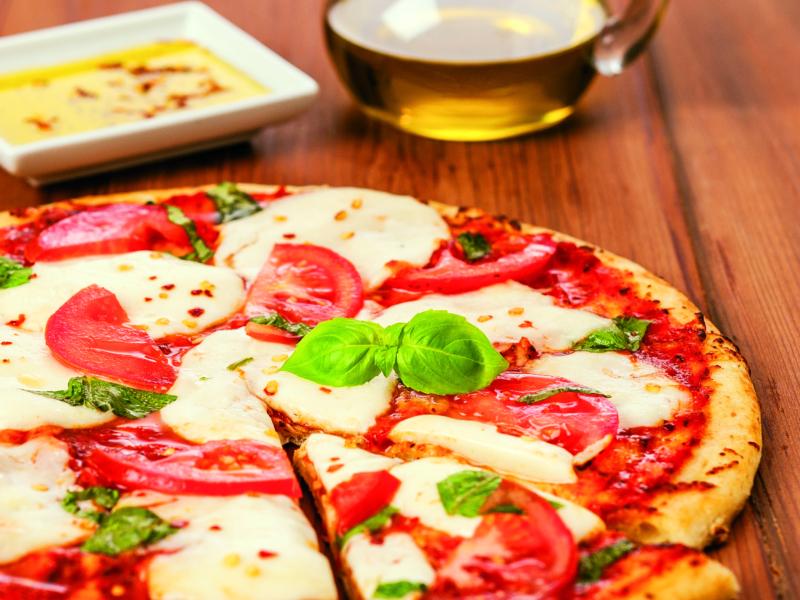 Pizza Margherita - Galbani