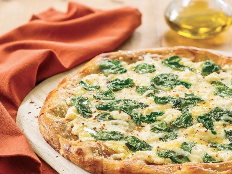 Pizza aux Épinards - Galbani