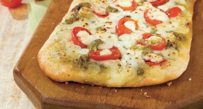 Pizza au Pesto - Galbani