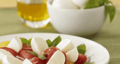 Salade Tomates Mozzarella - Galbani