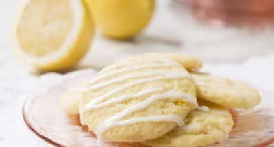 Cookies Citron Ricotta - Galbani