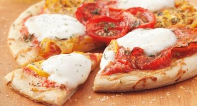 Pizza Tomates, Mozzarella et Origan - Galbani