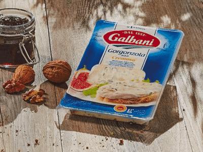 Découvrez un formage parfumé et crémeux : Le Gorgonzola !  - Galbani