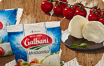 Découvrez la Mozzarella, l'or blanc des Italiens - Galbani