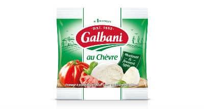 Galbani au Chèvre - Galbani