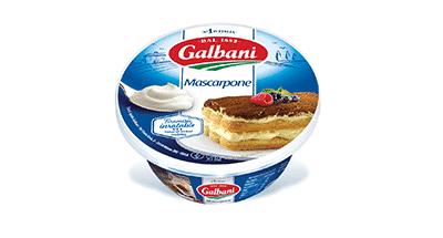 Mascarpone 250g Galbani - Galbani